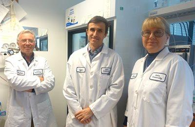 Salus University: Featured Researchers/Lab