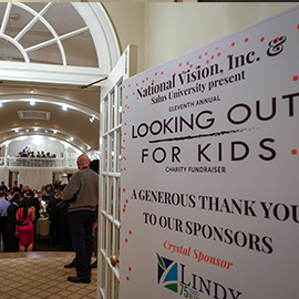 Eleventh Annual Looking Out for Kids Gala
