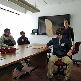 BLVS Students Collaborate with Penn State Engineering