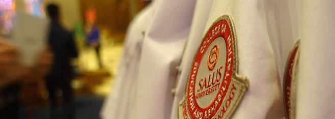 Salus University - Salus University White Coat Ceremony Fall