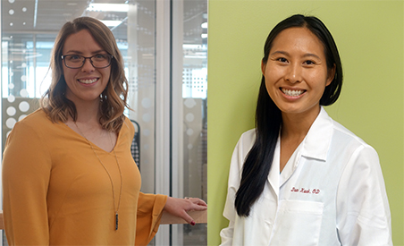 Salus Welcomes Drs. Kwak and Sherman