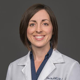 New Physician Assistant Faculty Member, Cara Orr