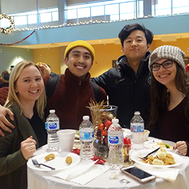 Third Annual Dean's Winterfest