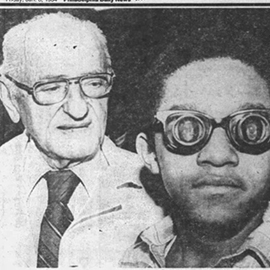 Flashback Friday: Tunnel Vision Invention
