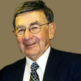 Irving Bennett, OD '44