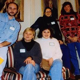 Luann Cade, MS '94, COMS