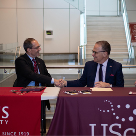 Salus, USciences Sign Agreements, Open Clinic