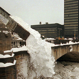 Throwback Thursday: Remembering the Blizzard of 1996
