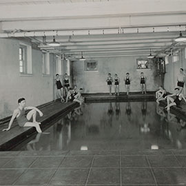 Throwback Thursday: 1930s Swimming Pool