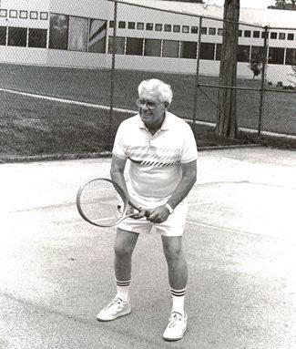 Dr. Harry Kaplan - PCO Tennis Courts