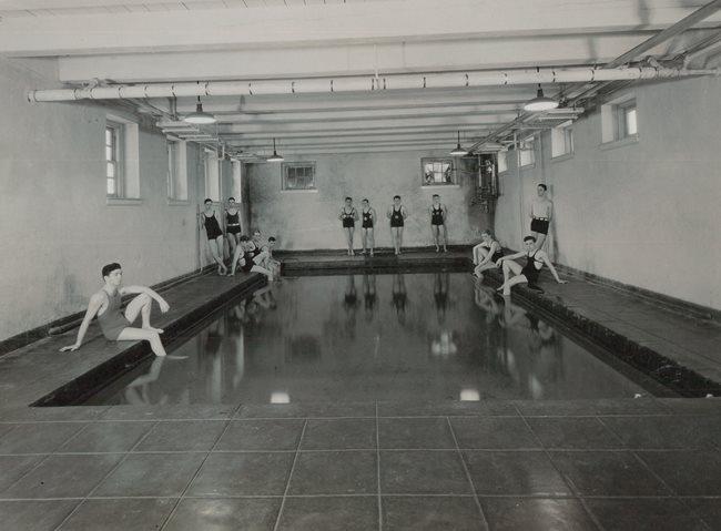 Swimming Pool - Oak Lane Building