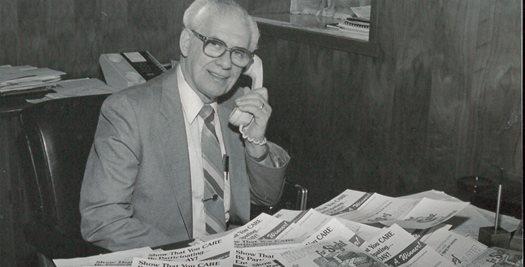 Harry Kaplan - ICare Raffle