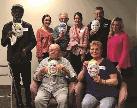 Unmasking Project SLI Support Group