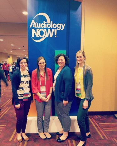 AudiologyNOW! 2017, April 5 - 8, Indianapolis, Ind.