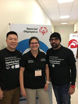 Villanova Special Olympics