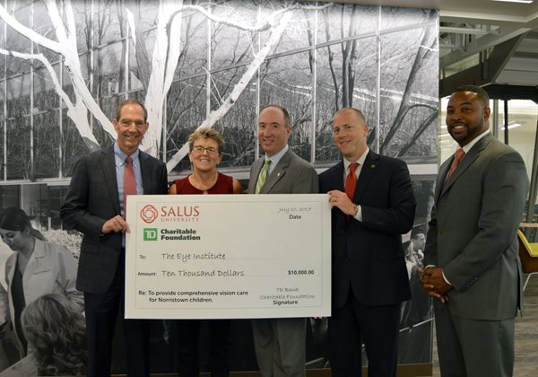 "TD Charitable Foundation Grants $10,000 to ""Looking Out for Kids"" Charity"