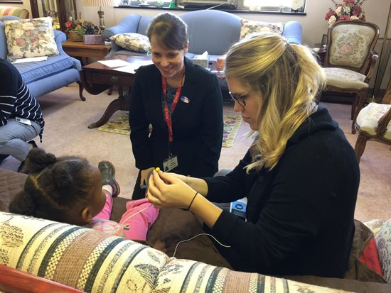 PEI Pediatric Hearing Screenings