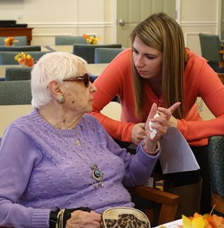 How Speech-Language Pathologists Assist Those with Dementia and Alzheimer's