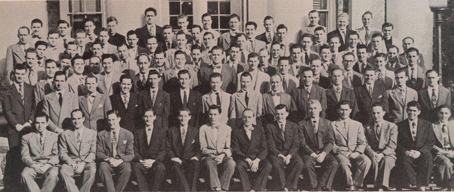 PCO Yearbook - 1949 - Dr. Harry Kaplan