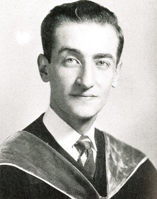 Alden Norman Haffner, OD '52, PhD, FAAO