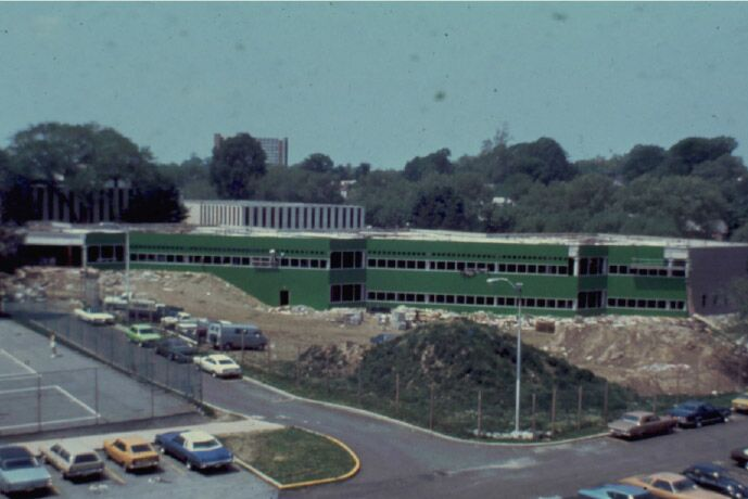 The Eye Institute 1975-77